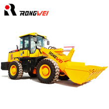 Chinese heavy duty 3t wheel loader with competitive price list