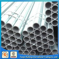 threaded galvanized steel pipe 1 1/4 inch