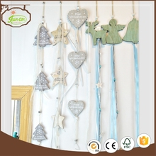 Customized wall home decoration star lace fabric for wholesales