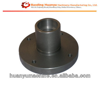 Hot sale sand casting mechnical parts HT250 or HT230 axle base