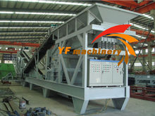 2012 Hot Sale Granite used Mobile Rock Crusher