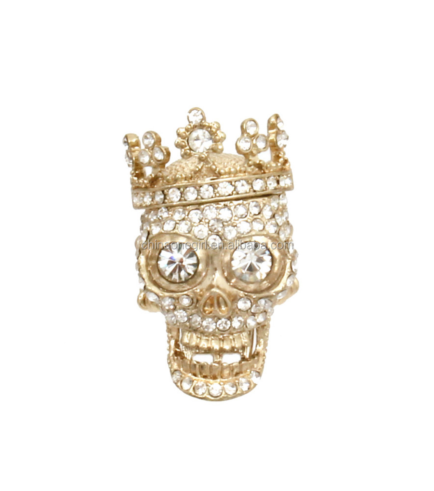 Skull Stretch Ring
