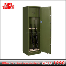 BAS-100 Metal military gun safe and weapons safe gun storage cabinet for wholesale