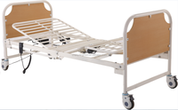 Medical equipment hopeful hospital bed hill rom two function folding electric portable hospital bed CY-B215B