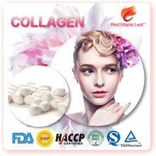 500mg OEM Anti-wrinkle Supplement Pure Collagen Essence Hard Capsules