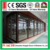 High quality used commercial aluminum frame glass entry doors shop front doors
