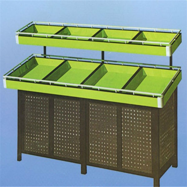 high quality vegetable fruit display stand