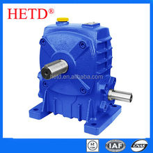 WPA Worm Gear Box Speed Reducer for Electric Motors