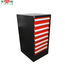 TJG Customized Kraftwelle Drawer Tool Cabinet Trolley Metal Tool Cabinet Workshop