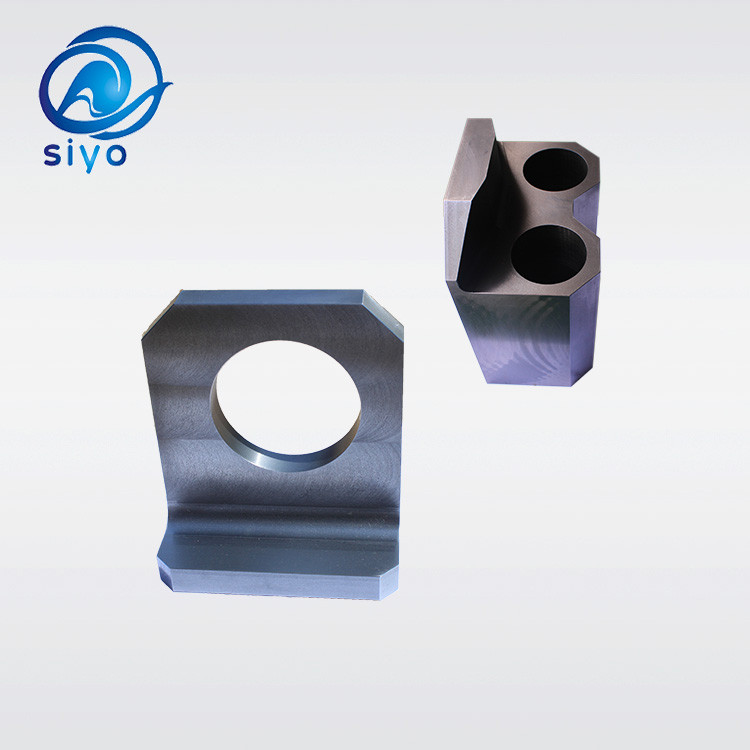 Grey iron cast components green sand casting press machine parts