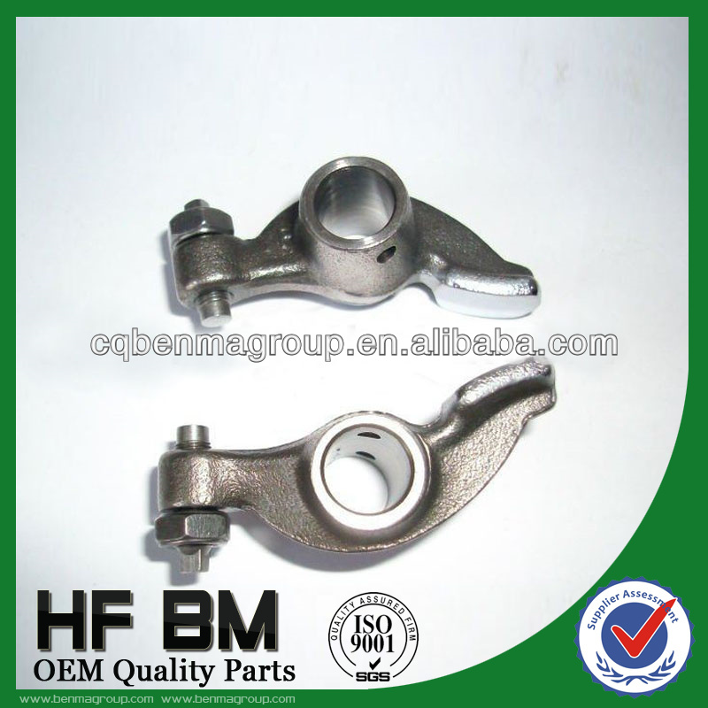 OEM GY6 150CC motorcycle roller rocker arm,CG150 rocker arm motorcycle .factory sell!
