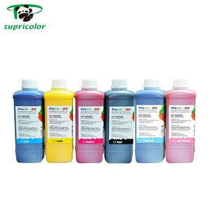 High quality no smearing eco solvent ink for digital printing