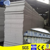 Low cost eps sandwich panels with best sound insulation