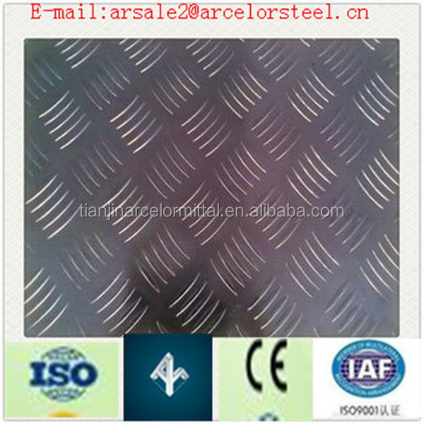 Factory Direct sale diamond plate aluminum 4x8 with different thickness 0.7mm 0.8mm 1mm