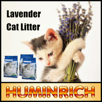 Huminrich Bentonite Clumping Clay Pet Sand Cat Litter Cleaning