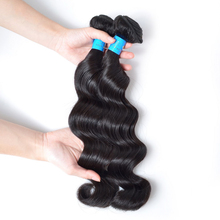 KBL New fashion virgin hair in stock wholesale virgin brazilian Hair, top grade hair product