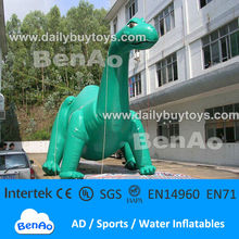 DC09 Inflatable Dinosaur Fixed Giant Cartoon Characters for Advertising
