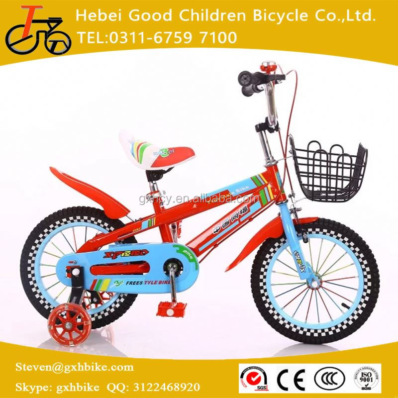 2016 hot sales cheaper price children bike/ baby tricycle/ baby bicycle