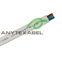PVC Insulated BV/BVR/BVVB/RV/RVV electric cable wire Manufacturer