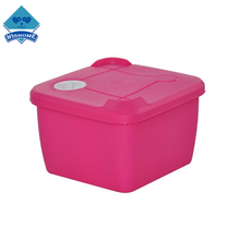 FDA Grade Kitchen Food Preservation Box Lunch Box Food Containers Plastic