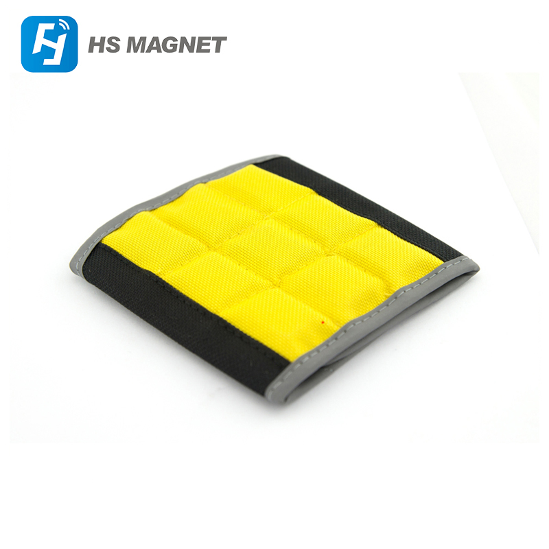 Super strong magnetic pick up tool wristband magnet