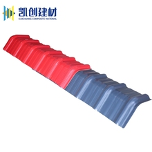 China suppliers low prices spanish royal style pvc plastic roof tiles sheet for sale
