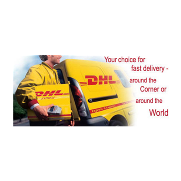 DHL express delivery/EMS express service/global logistics to Houston