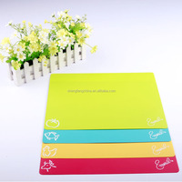 4 Flexible Colour Coded Chopping Mats
