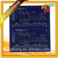 digital counter circuit pcb sd card connector electronic pcba smt pcb assembly