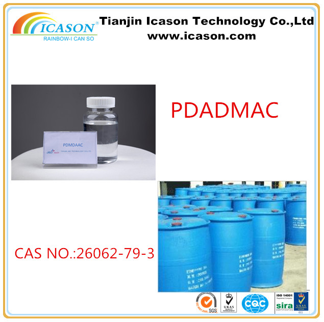 Polydadmac Formaldehyde-Free Color-Fixing agent