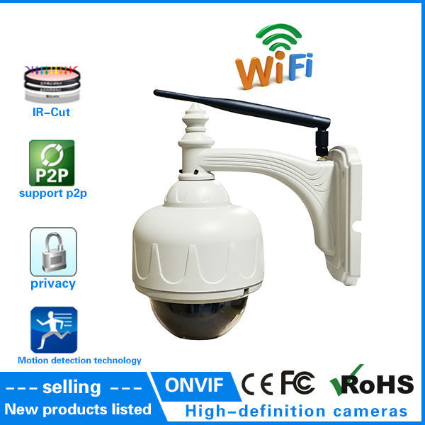 4.2 inch Mini tean-7030 outdoor Wifi wirelss HD IR night vision 1.0MP IP ONVIF wireless secure eye cctv cameras