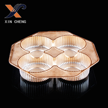 Customize Design Disposable Plastic Food Blister Packaging Tray