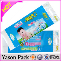 YASON plastic popsicle plastic saree bags plastic packaging of baby nappy packing