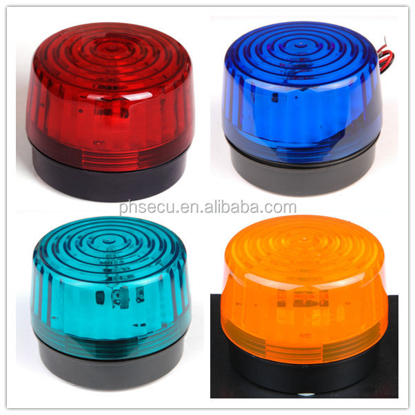 alarm electronic flashing light xenon tube