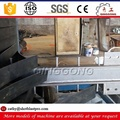 steel structure through type shot blast cleaning equipment manufacturer