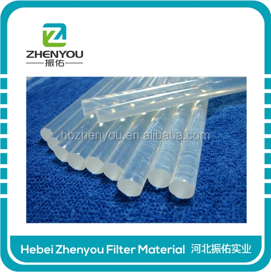 Melting point hot glue used for paper and other uses made in china
