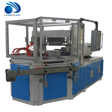 Semi automatic manufacturer price second hand easy operated mini small plastic injection blow moulding machine for sale