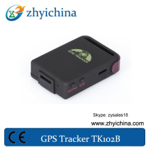 waterproof car anti theft gps tracking device with get location in real street