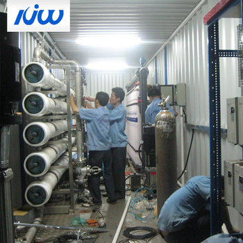 Cheap Container Ro Reverse Osmosis Water Purifier Equipment System Treatment Plant Project Implementation