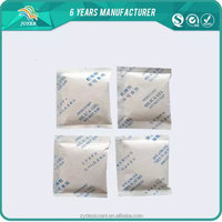 Safty Printings 1g Opp Silica Gel for cell phone anti-wet desiccant