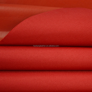 1200d polyester oxford textile woven textured fabric