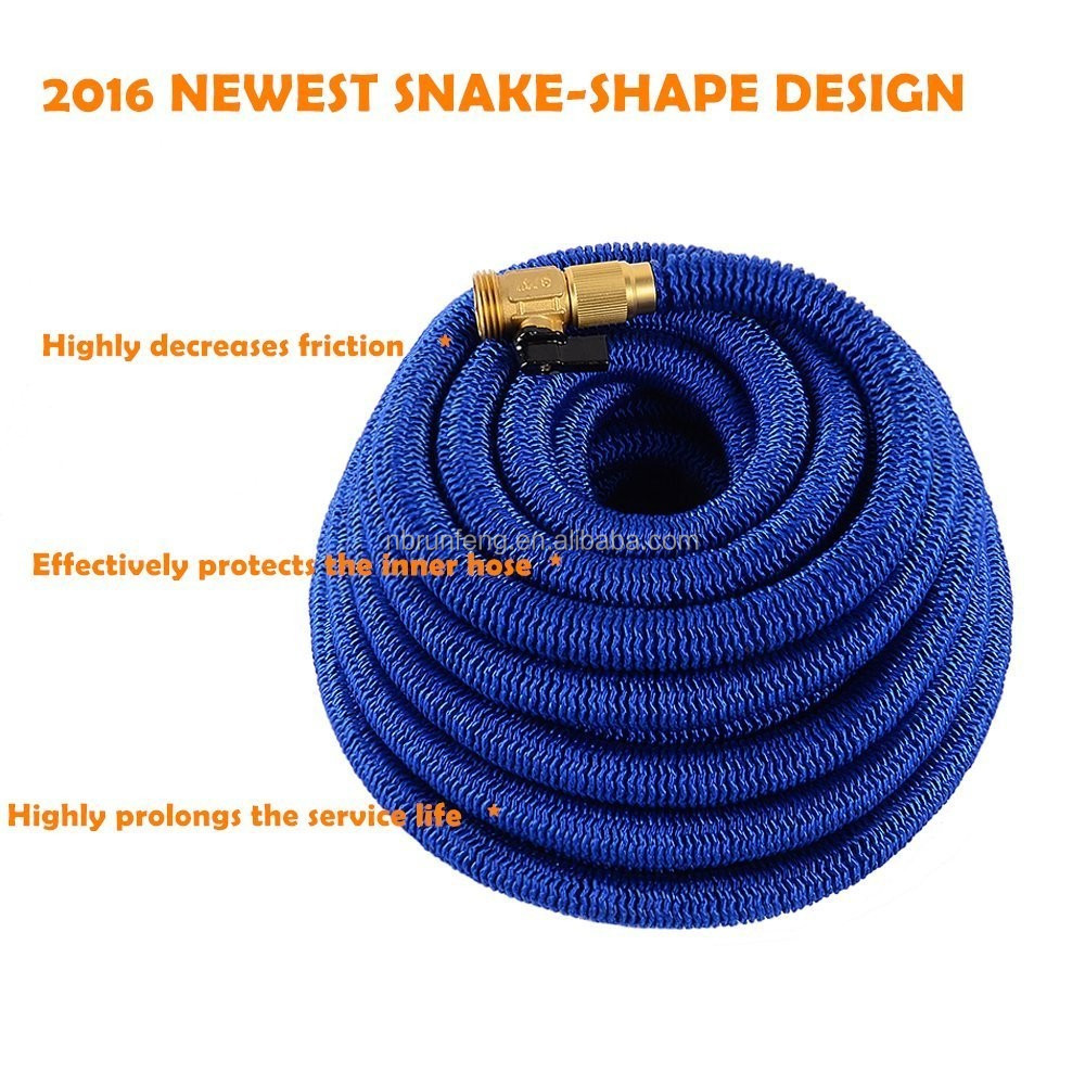 50 Feet Expandable Garden Hose /factory directly sale garden hose