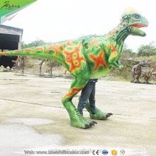 KAWAH Newly Developed Robotic Simulation Dinosaur Cosplay Costume For Hot Sale