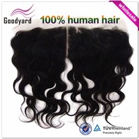 100% Human Hair Lace Frontal Body Wavy Texture in Wholesale Price