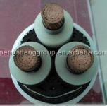 Electrical Power transmission PVC Insulation Jacket Power cable