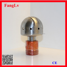 6m protection radiu fire fighting spray nozzle