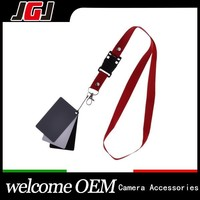 Digital Grey Card Set White Balance Card set Gray Card for Digital and Film Photography with Premium Lanyard (S size)