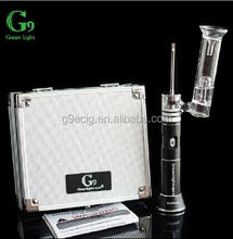 G9 h enail glass water filtration henail replaceable titanium nail atomizers