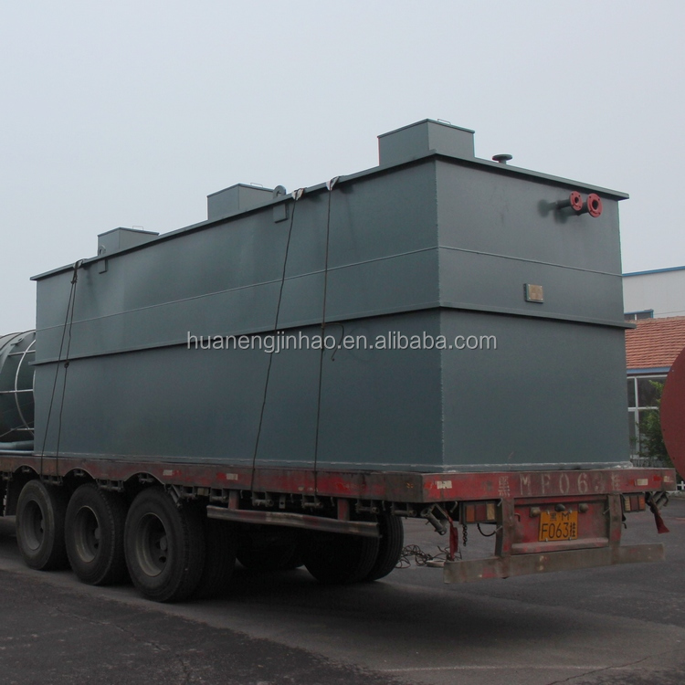 Huanengjinhao Buried coal mineral waste water treatment equipment