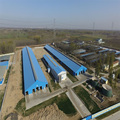Wiskind anti-seismic steel structure warehouse with high quality